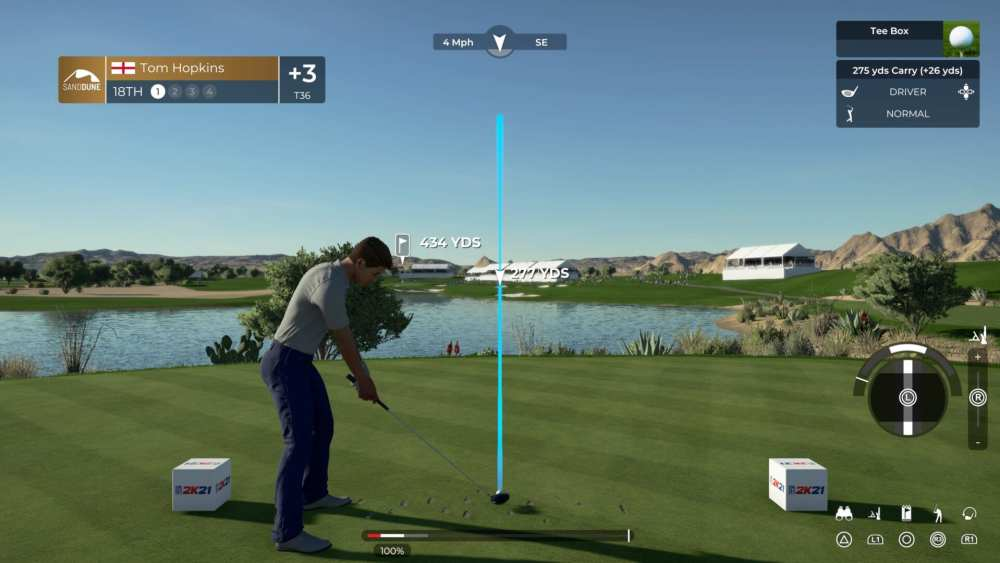 pga tour 2k21, backspin
