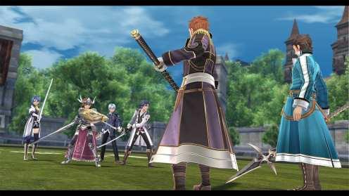 The Legend of Heroes Hajimari no Kiseki (19)