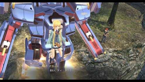 The Legend of Heroes Hajimari no Kiseki (5)