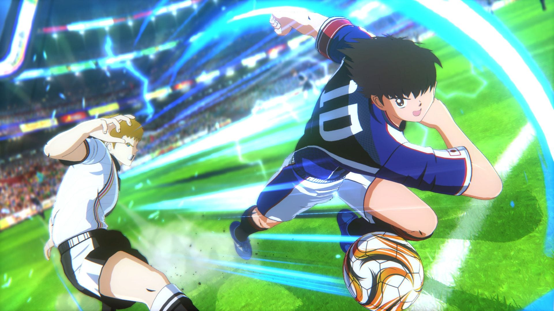 Captain Tsubasa: Rise of New Champions Critic Review