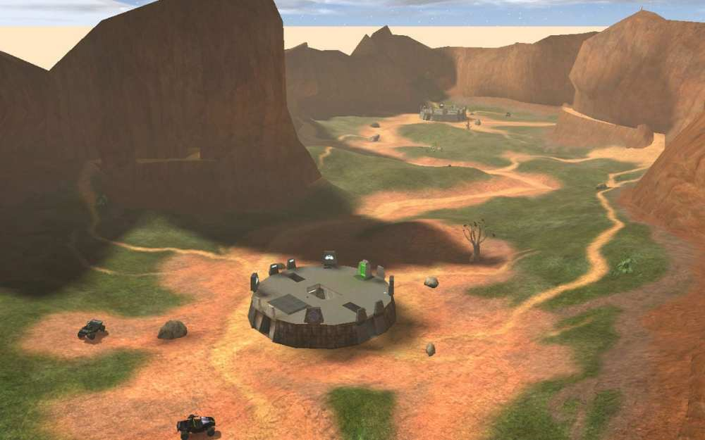 iconic halo maps