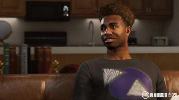 madden 21 voice actor