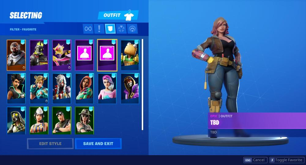 How To Get Penny Fortnite Fortnite Original Constructor Who Penny Is When She S Coming To Battle Royale