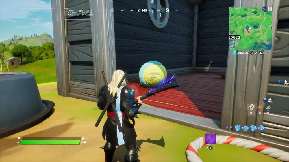 dog toys at ant manor, fortnite