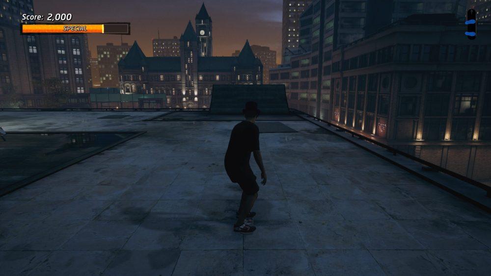 Rooftop Gaps