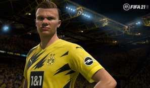 FIFA21, EA