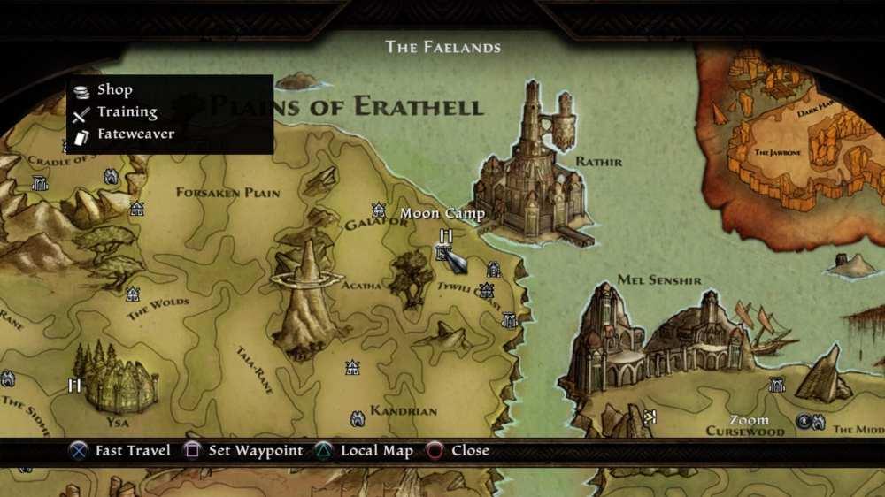 Königreiche von Amalur gestohlene Gegenstände