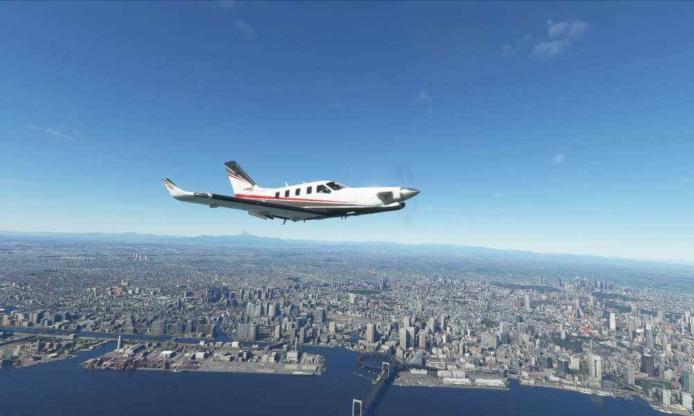 Spectacular Japanese Update for Microsoft Flight Simulator Now Available With Update 1.9.3
