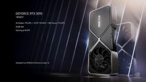 Nvidia RTX 3090 2