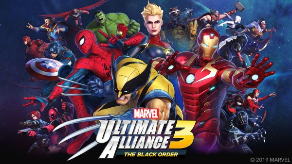 games like marvel's avengers game