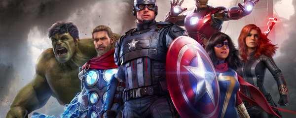 Meet the Voice Actors of Marvel's Avengers Cast