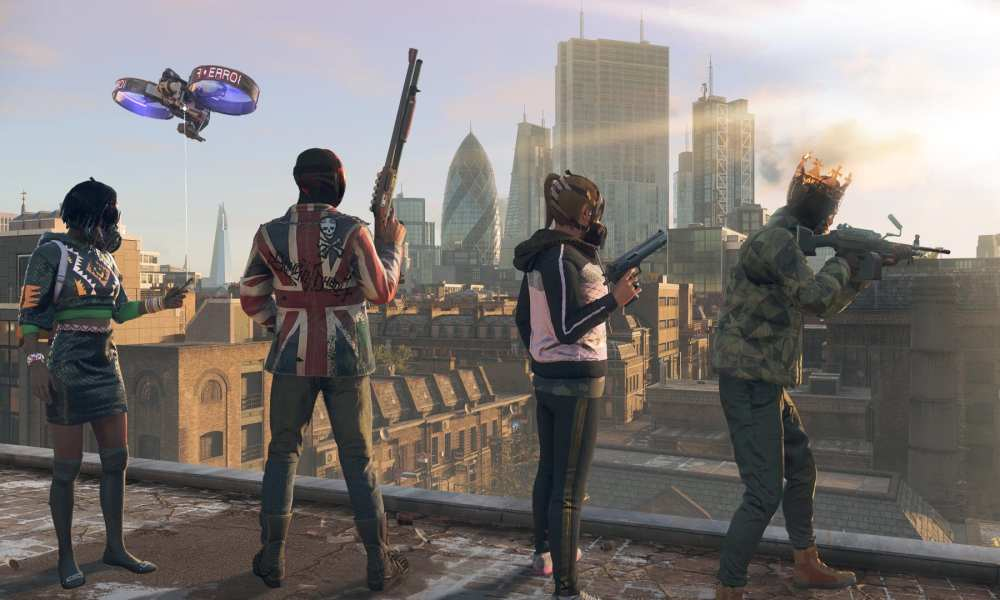 Watch Dogs Legion Gets a Hotfix on Xbox One & PS4; PC Patch Coming Friday