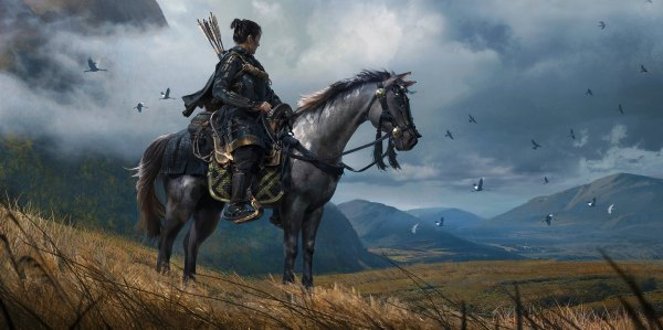 ghost of tsushima 2020 game sequel