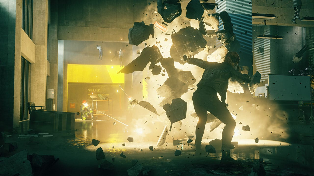 Remedy's Control Provides First Instance of Ray Tracing for the Nintendo Switch