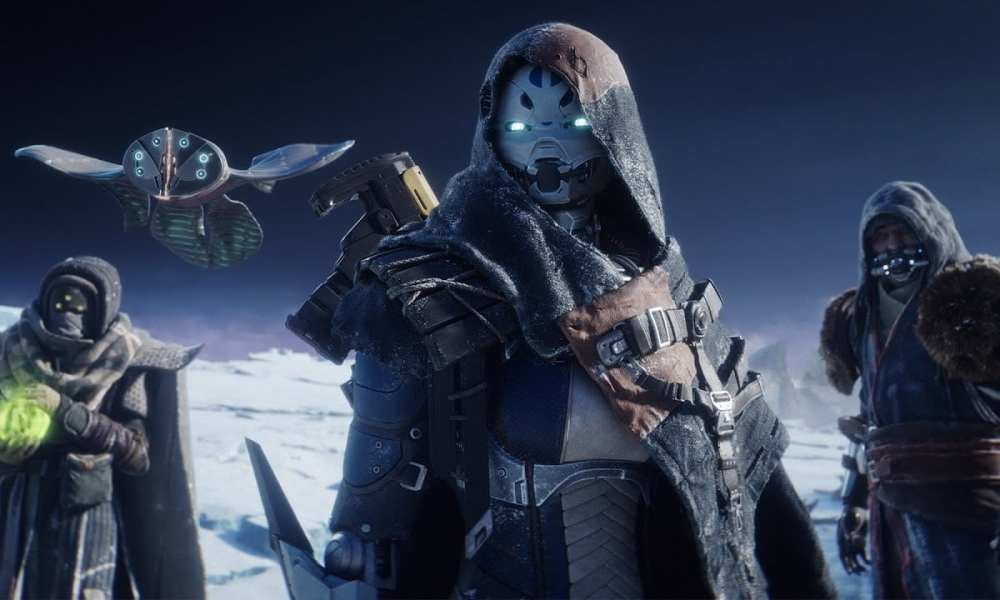 Destiny 2: Beyond Light Gets Epic Launch Trailer Ahead of Next Month's Release