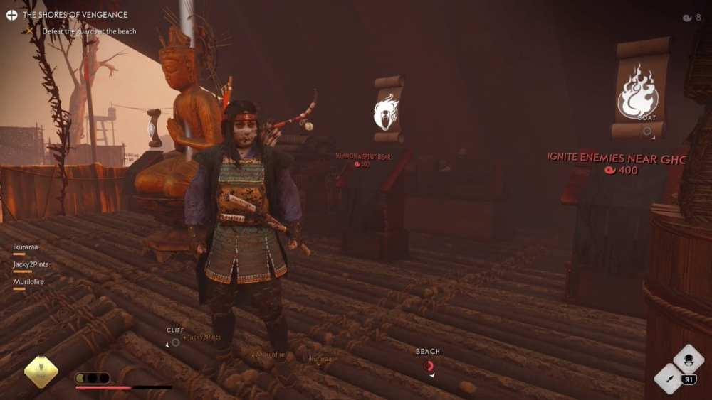 ghost of tsushima tips and tricks