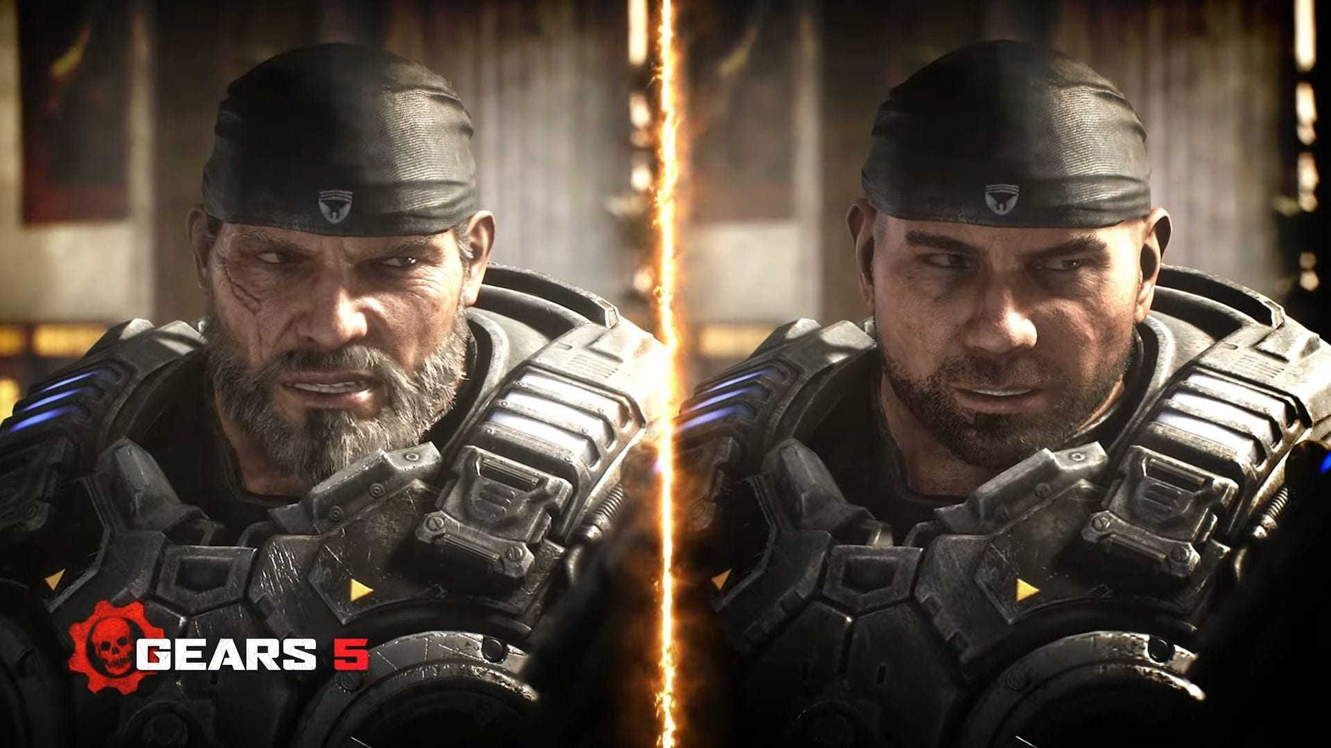 Gears 5 Trailer Is All About Dave Batista as Marcus Fenix 1