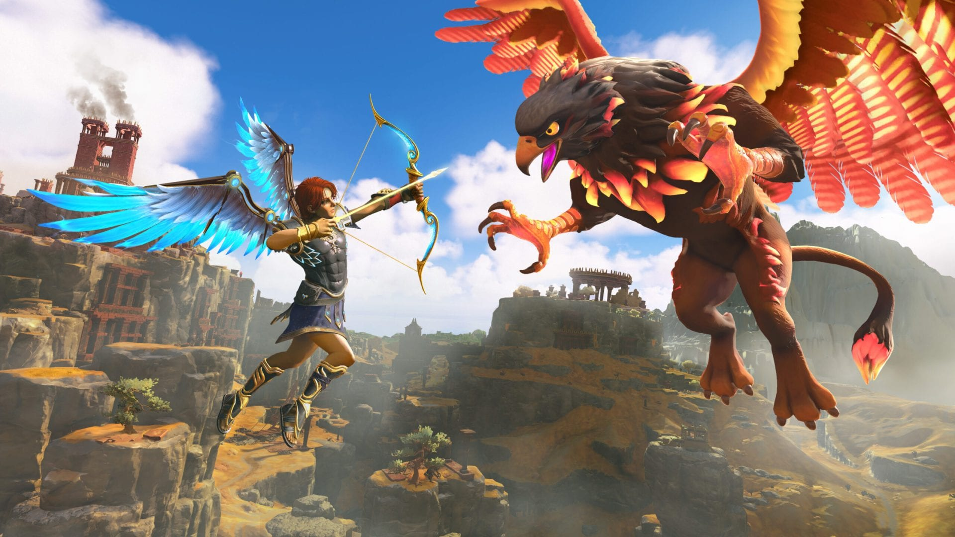 First Immortals Fenyx Rising Nintendo Swap Footage Reveals Patchy Efficiency 1