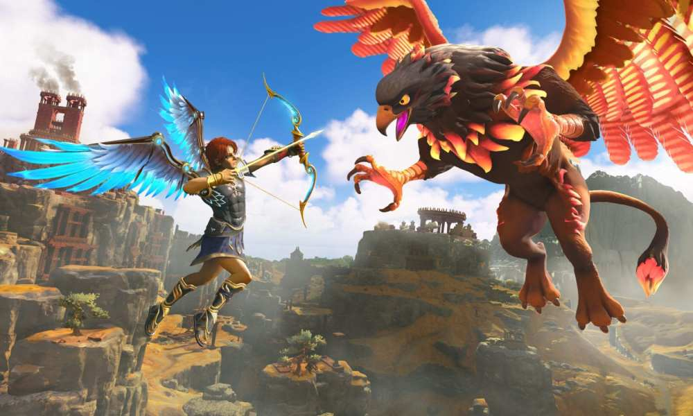 First Immortals Fenyx Rising Nintendo Switch Footage Reveals Patchy Performance