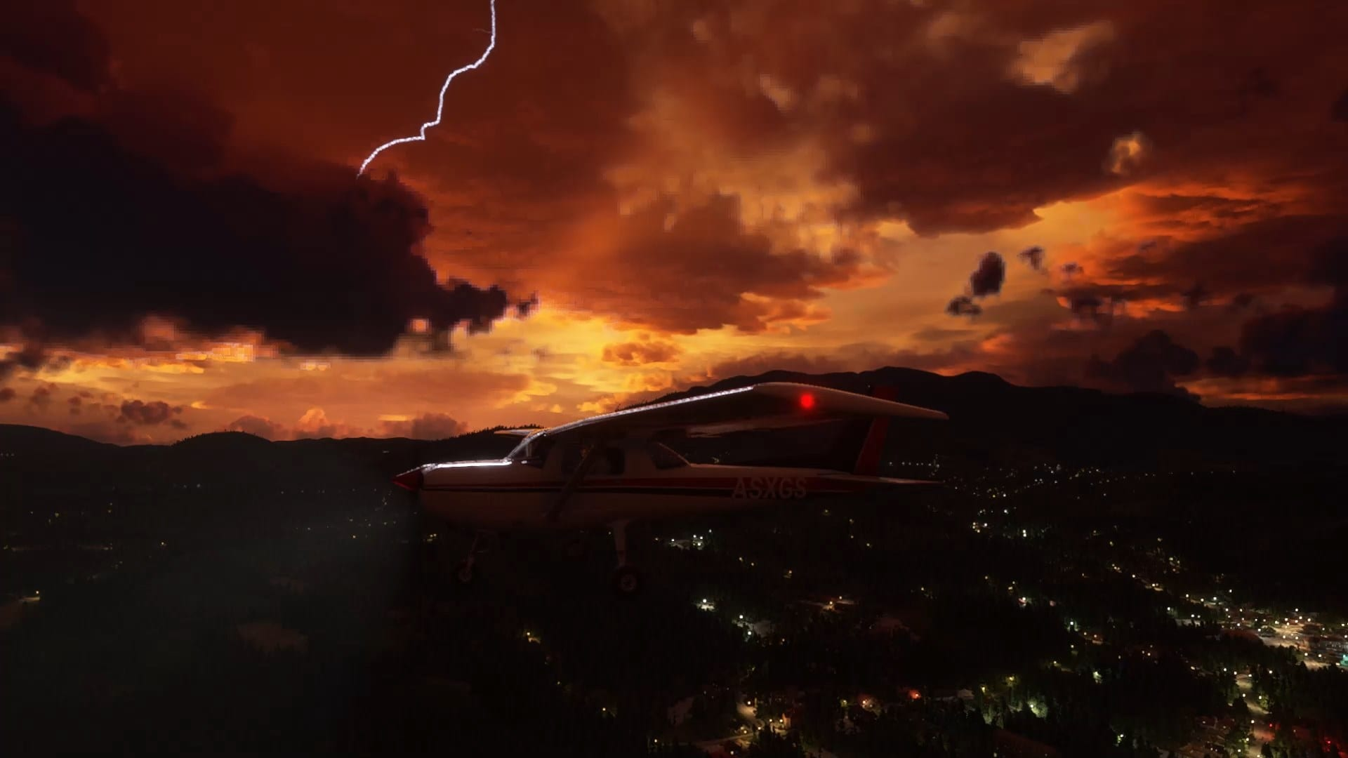 Microsoft Flight Simulator Will get Spectacular Halloween Touchdown Problem within the Land of Vampires 1