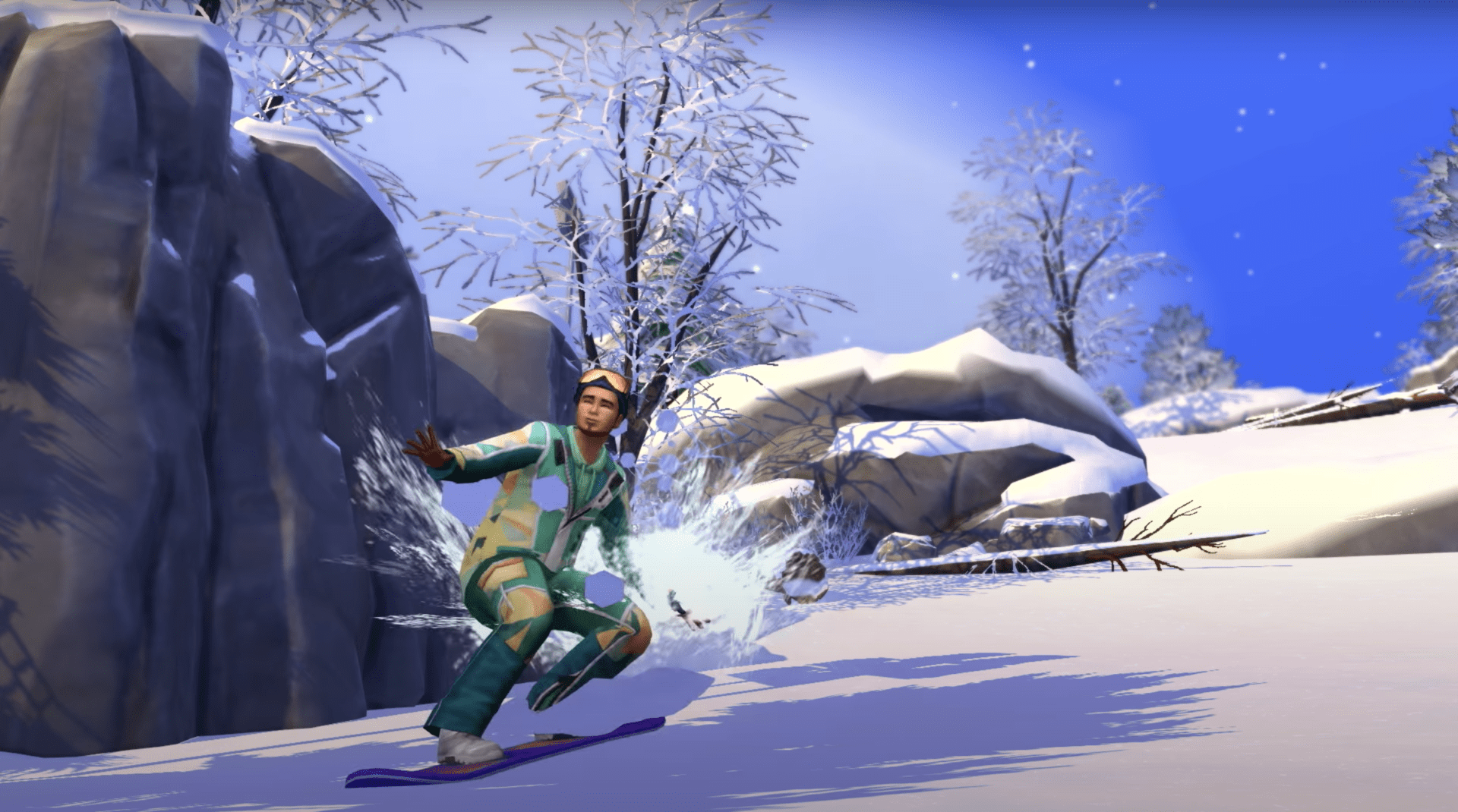 The Sims 4 Snowy Escape: New Gameplay Trailer Launched 1