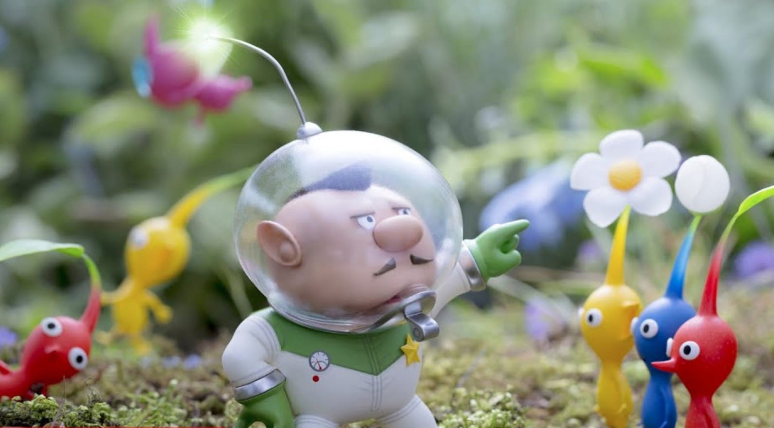 Pikmin 3 Deluxe Will get Lovely Gameplay Trailer Forward of Launch 1