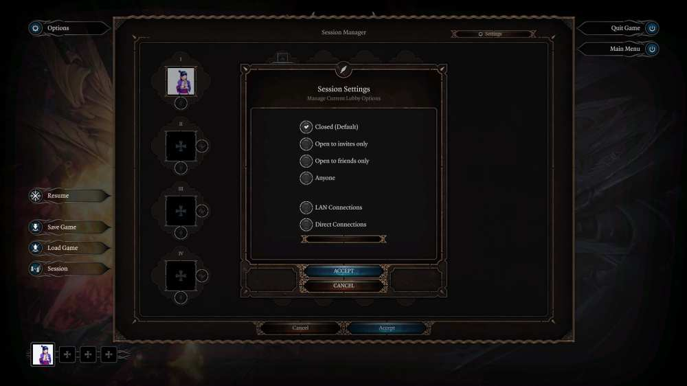 baldur's gate 3, online multiplayer