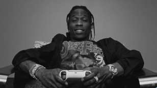 Travis Scott Playstation
