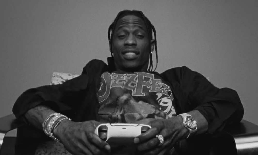 Rapper Travis Scott Joins PlayStation as Strategic Creative Partner