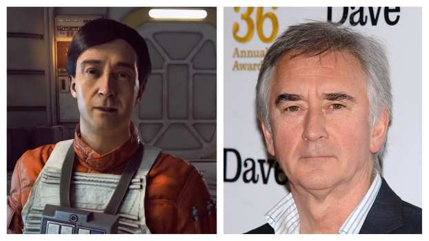 Wedge Antilles - Denis Lawson