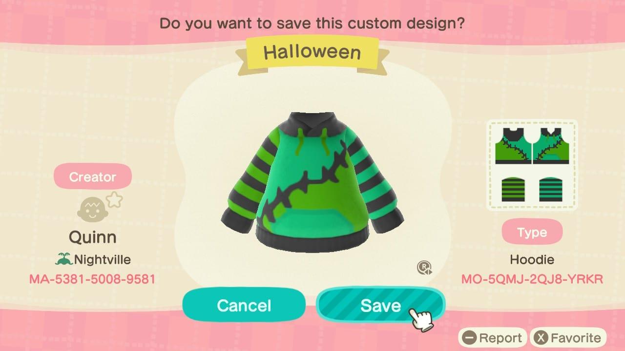 Frankenstein Hoodie