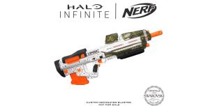halo nerf gun