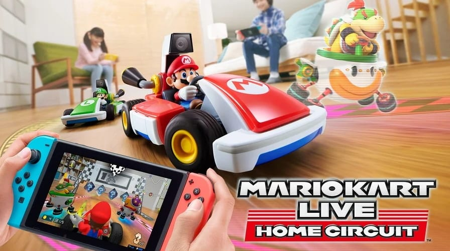 Mario Kart Live: Home Circuit Critic Review