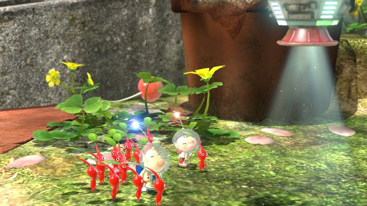 pikmin 3 side stories