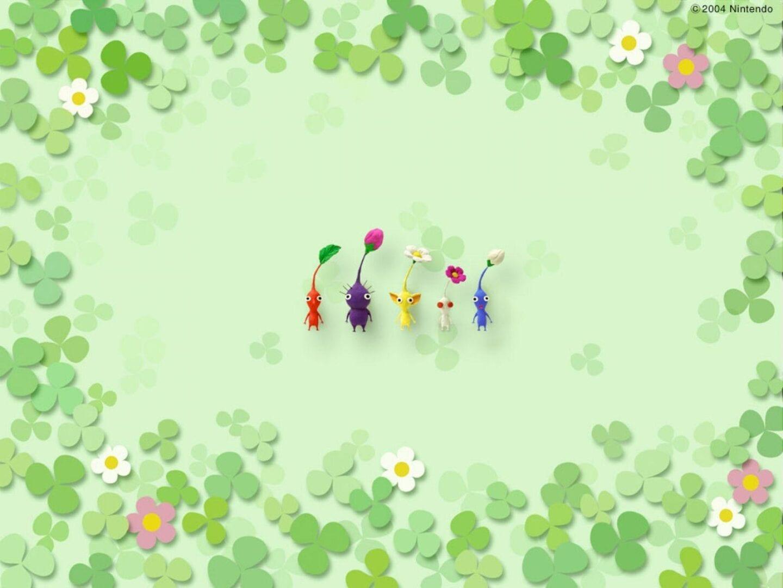 pikmin clovers