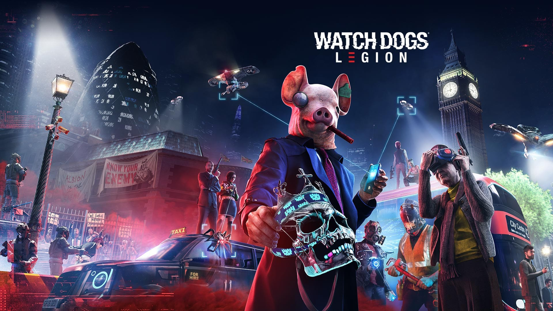 Watch Canine: Legion's On-line Mode Delayed to 2021 as Ubisoft Acknowledges Technical Points 1