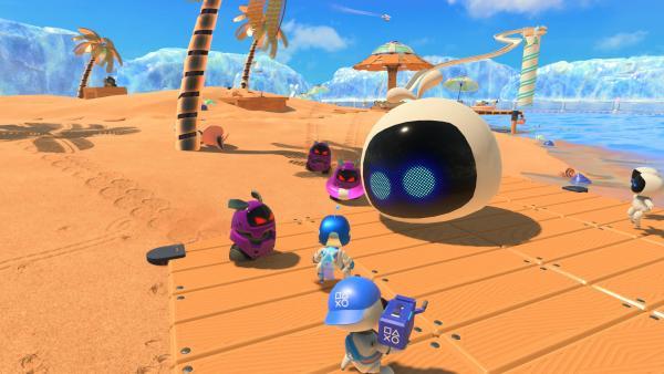 astro's playroom, playstation 2020 games sequel