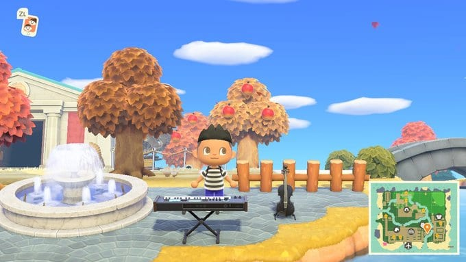 Nintendo's Official Animal Crossing Island Is a Bit Messy 4