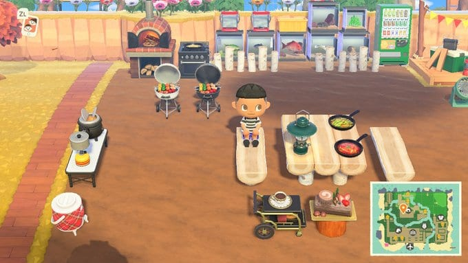 Nintendo's Official Animal Crossing Island Is a Bit Messy 3