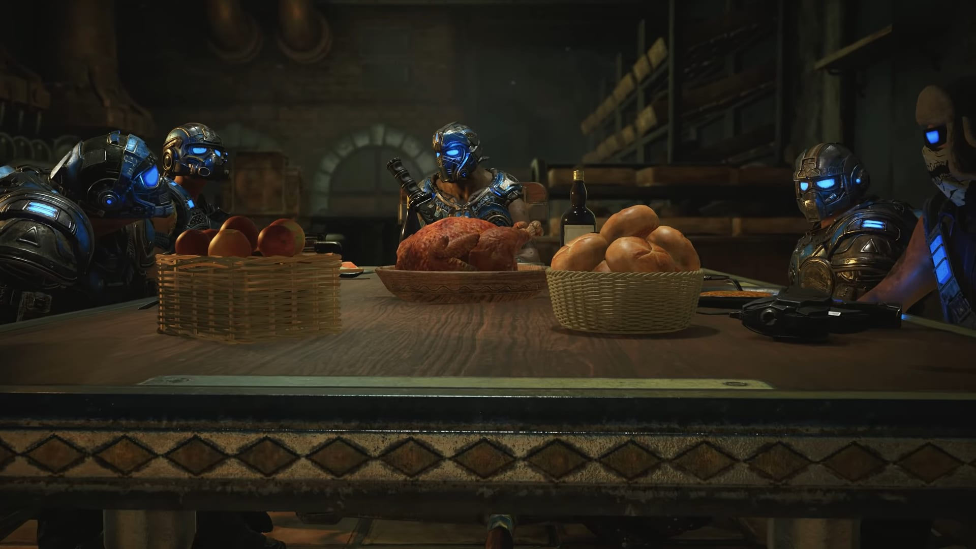 Gears 5 Celebrates Thanksgiving With Thanksgibbing Occasion 1