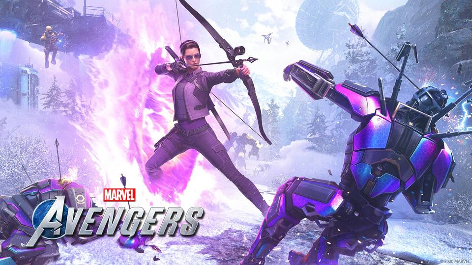 Kate Bishop Detailed for Marvel's Avengers With Launch Date 1
