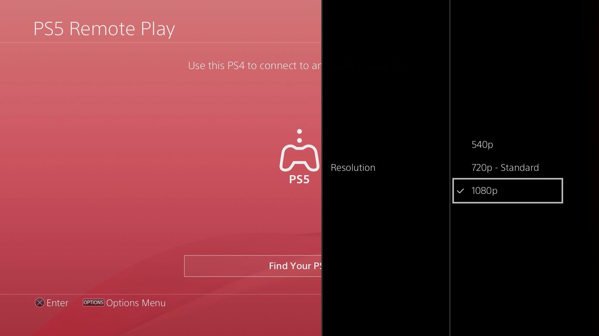 PS5 Remote Play App Released on PS4