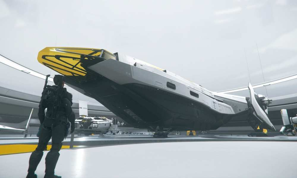 Star Citizen Opens Final IAE 2950 Hall With All Ships Flyable for Free; Crowdfunding Passes $332 Million