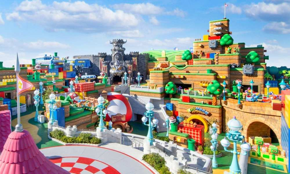 Super Nintendo World Opening Date Announced by Universal Studios Japan