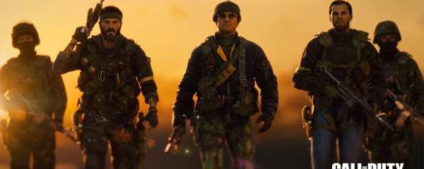 black ops cold war voice cast