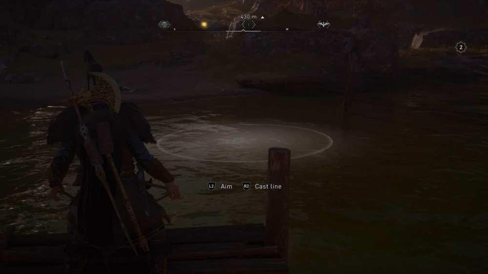how to fish ac valhalla