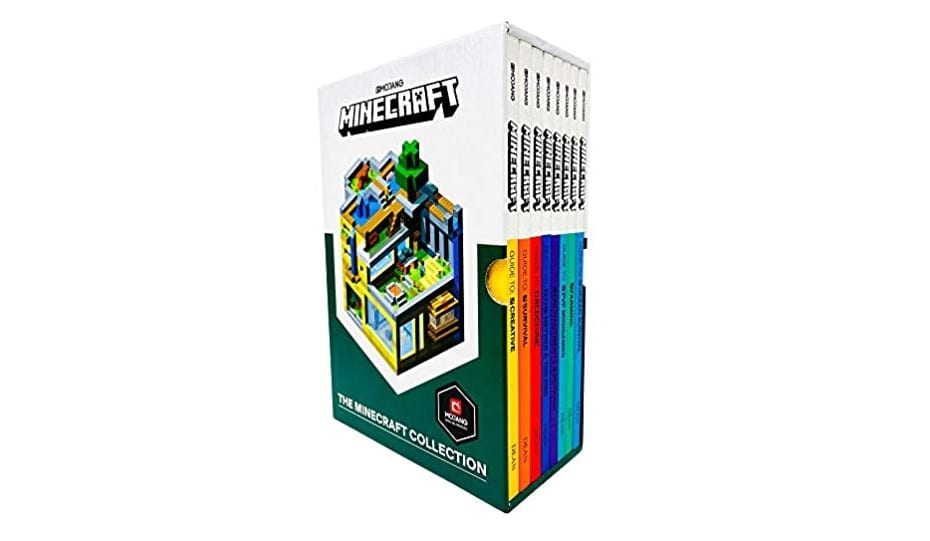 collection, Minecraft Holiday Gift Guide