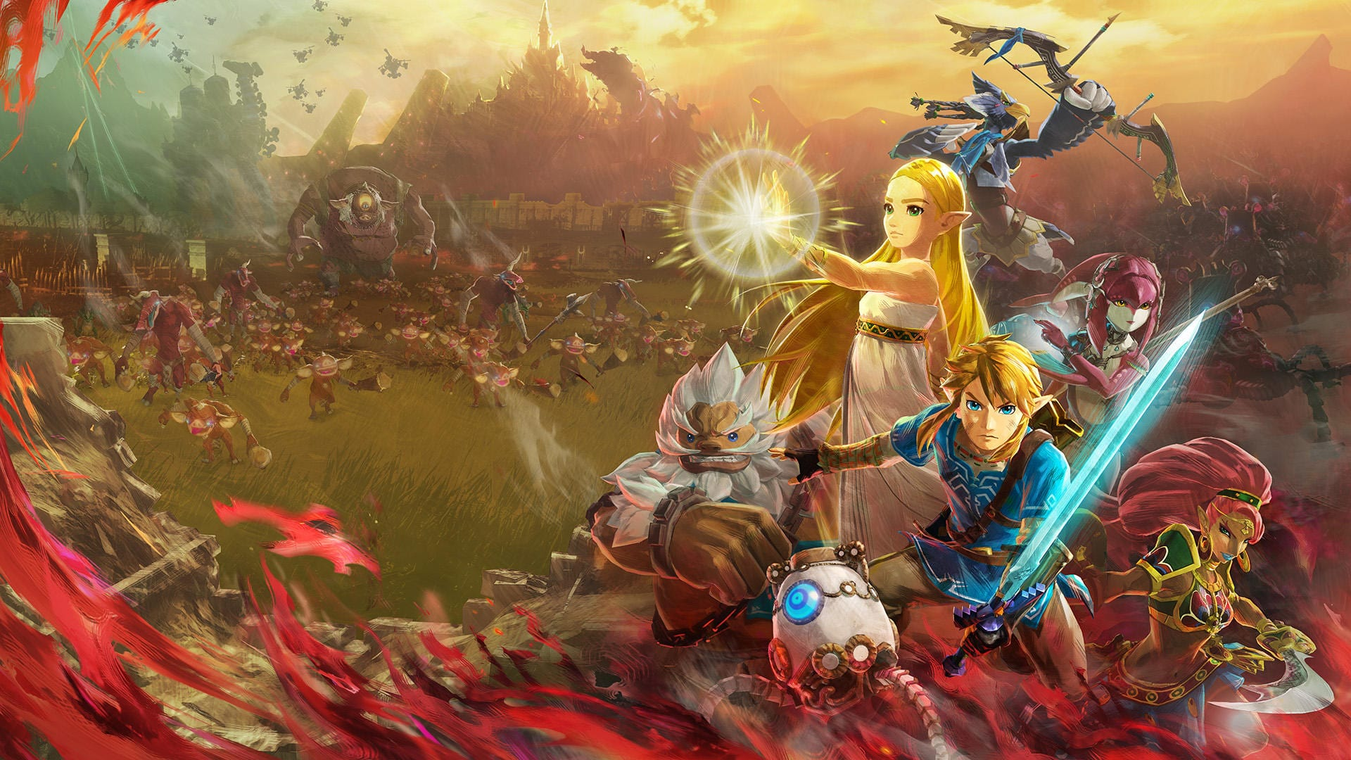 Hyrule Warriors: Age of Calamity Critic Review
