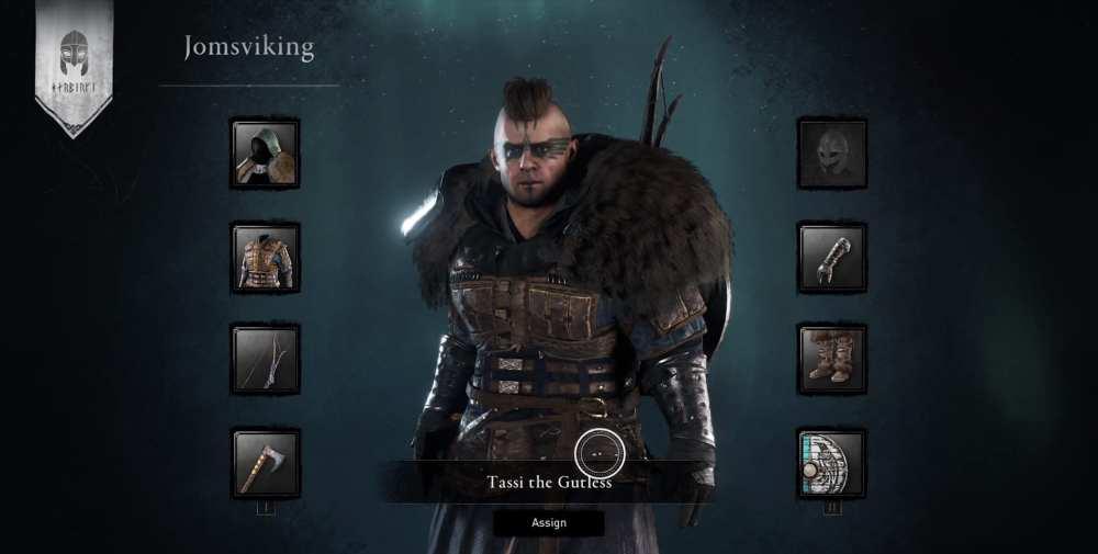 assassin's creed valhalla jomsviking, ac valhalla multiplayer