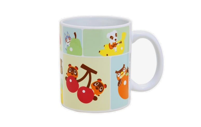 animal crossing mug